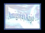 mensagem amigo anjo