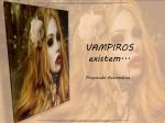 vampiros existem