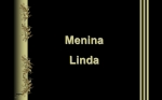 mensagem Menina Linda