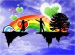 desgastado amor