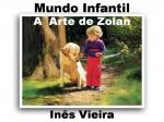 mundo infantil a arte de zolan