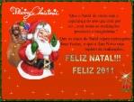feliz natal e 2011