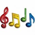 a história da música