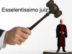 excelentíssimo juiz