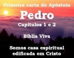 biblia viva 1 pedro 1 e 2