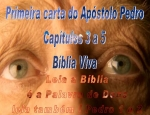 mensagem biblia viva 1 pedro 3 a 5