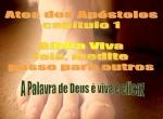 biblia viva atos dos apostolos cap 1