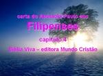 biblia viva carta ap paulo aos filipenses 4