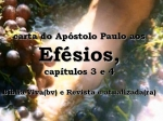 biblia viva efesios 3 e 4