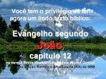 biblia viva evang joao cap 12