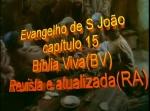 biblia viva evang joao cap 15