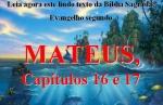 biblia viva evang mateus 16 e 17