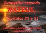 biblia viva evang mateus 22 e 23