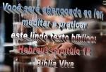 biblia viva hebreus 12