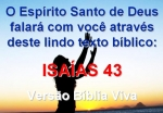 biblia viva isaias 43 resgate