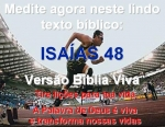 biblia viva isaias 48