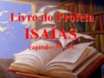 biblia viva isaias 55 e 56