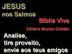biblia viva jesus nos salmos