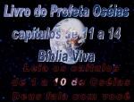 biblia viva profeta oseias 11 a 14
