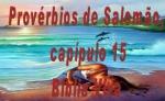 biblia viva proverbios 15