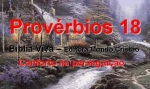 biblia viva proverbios 18