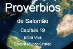biblia viva proverbios 19