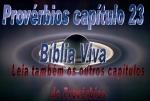 biblia viva proverbios 23