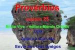 biblia viva proverbios 25