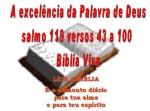 biblia viva salmo 119 b