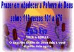 biblia viva salmo 119 c