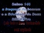 biblia viva salmo 146 franqueza do homem
