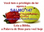 biblia viva salmo 147 louvor a deus