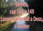 biblia viva salmo 148 e 149 louvor a deus