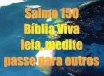 biblia viva salmo 150