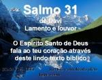 biblia viva salmo 31