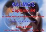 biblia viva salmo 44 auxilio divino