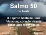 mensagem biblia viva salmo 50 excencia do culto