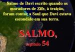 biblia viva salmo 54