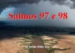 biblia viva salmo 97 e 98