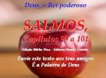 biblia viva salmo 99 a 101