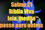 biblia viva salmos 21