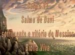 biblia viva salmos 22 sofrimento messias
