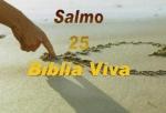 biblia viva salmos 25 auxilio divino