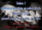 biblia viva salmos 3 a 5