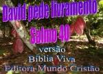 biblia viva salmos 40 pedido livramento
