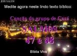 biblia viva salmos 47 e 48