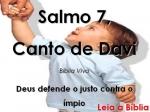 biblia viva salmos 7