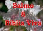 biblia viva salmos 8