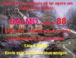 biblia viva salmos 88 lamento de atribulado