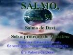 biblia viva salmos 91 proteção